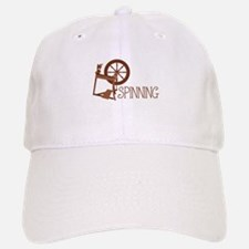 Spinning Wheel Baseball Cap