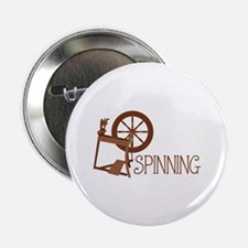 """Spinning Wheel 2.25"""" Button (10 pack)"""
