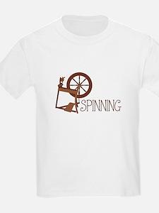 Spinning Wheel T-Shirt