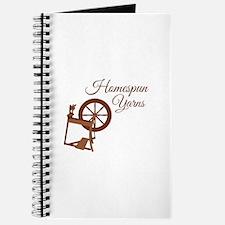 Homespun Yarns Journal