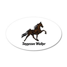 Tennessee Walker Wall Decal