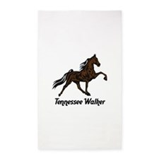 Tennessee Walker Area Rug
