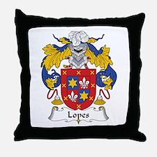 Lopes Throw Pillow