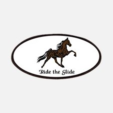 Ride The Glide Patches