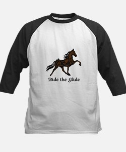 Ride The Glide Baseball Jersey