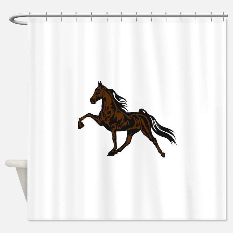 TENNESSEE WALKER Shower Curtain