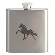 TENNESSEE WALKER Flask
