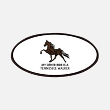 Ride Is A Tennessee Walker Patches
