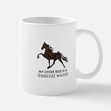 Ride Is A Tennessee Walker Mugs