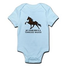 Ride Is A Tennessee Walker Body Suit