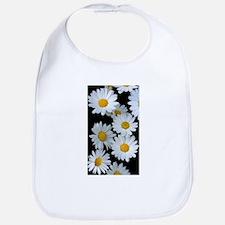 black daisy Bib