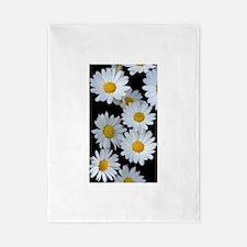 black daisy Twin Duvet
