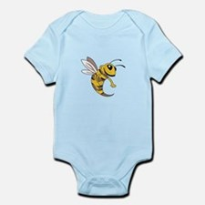 YELLOW JACKET MASCOT Body Suit
