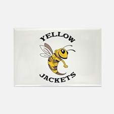 YELLOW JACKETS Magnets