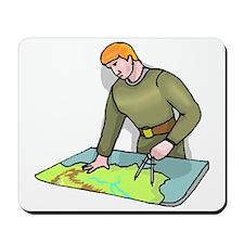 Geographer Mousepad