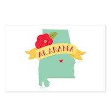 Alabama Camelia Postcards (Package of 8)