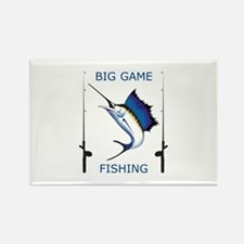 Big Game Fishing Magnets