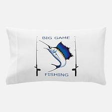 Big Game Fishing Pillow Case