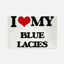 I love my Blue Lacies Magnets