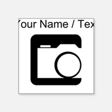 Photography (Custom) Sticker