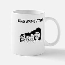 Call Center Operators (Custom) Mugs