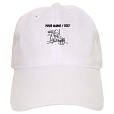 Car Mechanic (Custom) Baseball Baseball Baseball Cap