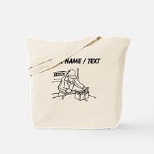 Car Mechanic (Custom) Tote Bag