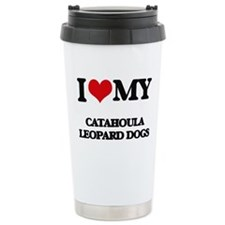 I love my Catahoula Leo Travel Mug