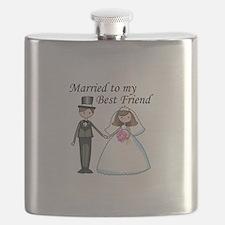 Best Friend Flask