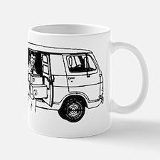 Deliveryman Mugs
