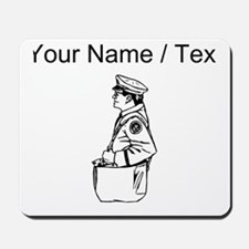 Mailman (Custom) Mousepad