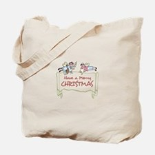 HAVE A MERRY CHRISTMAS Tote Bag