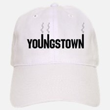 Youngstown Smokestack Baseball Baseball Cap