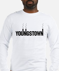 Youngstown Smokestack Long Sleeve T-Shirt
