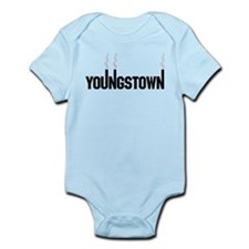 Youngstown Smokestack Infant Bodysuit