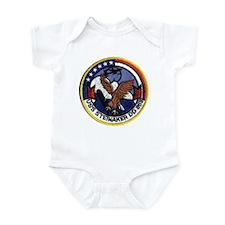USS STEINAKER Infant Bodysuit