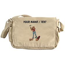 Lumberjack (Custom) Messenger Bag