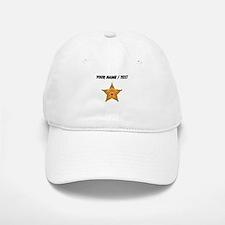 Deputy Sheriff Badge (Custom) Baseball Baseball Baseball Cap