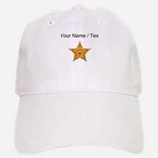 Deputy Sheriff Badge (Custom) Baseball Cap