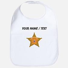 Deputy Sheriff Badge (Custom) Bib