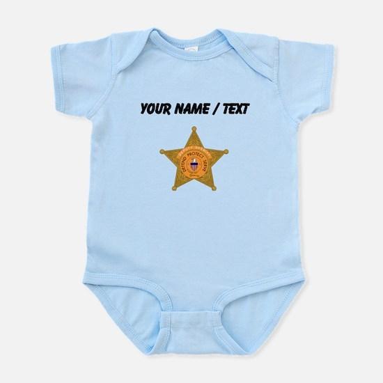 Deputy Sheriff Badge (Custom) Body Suit
