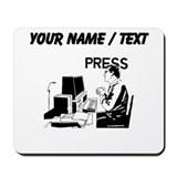 Journalist Classic Mousepad