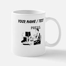 Journalist (Custom) Mugs