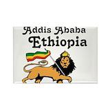 Addis ababa Magnets