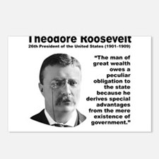 TRoosevelt Inequality Postcards (Package of 8)