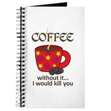 WITHOUT COFFEE Journal