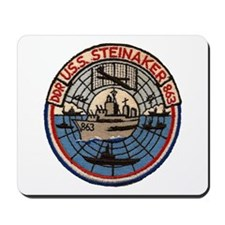 USS STEINAKER Mousepad