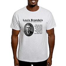 Brandeis Inequality T-Shirt