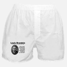 Brandeis Inequality Boxer Shorts