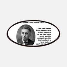 Brandeis Inequality Patches